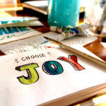 Art Therapy - Choose Joy
