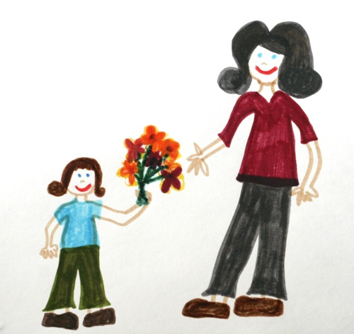 child parent art therapy